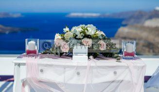 Rozdíl ve svatebních službách v Řecku