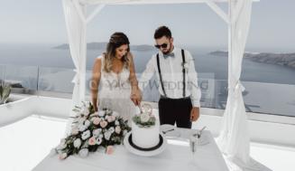Svatba na Santorini – rozhovor s nevěstou