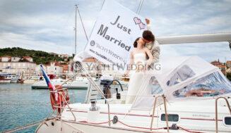 Svatba v Trogiru v Chorvatsku – rozhovor se skutečnou nevěstou