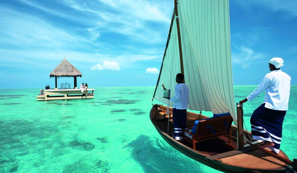 kam na svatební cestu v listopadu - Four Seasons Maledivy